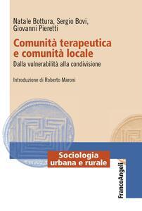 Comunità terapeutica e comunità locale. Dalla vulnerabilità alla condivisione