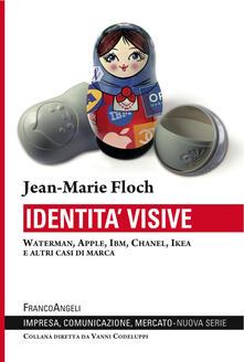 Listadelpopolo.it Identità visive. Waterman, Apple, Ibm, Chanel, Ikea e altri casi di marca Image