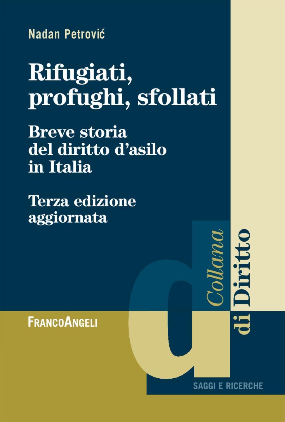 Rifugiati, profughi, sfollati. Breve storia del diritto d'asilo in Italia