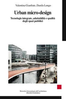 Camfeed.it Urban micro-design. Tecnologie integrate, adattabilità e qualità degli spazi pubblici Image
