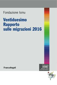 Cefalufilmfestival.it Ventiduesimo rapporto sulle migrazioni 2016 Image