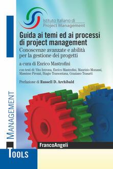 Associazionelabirinto.it Guida ai temi ed ai processi di project management. Conoscenze avanzate e abilità per la gestione dei progetti Image