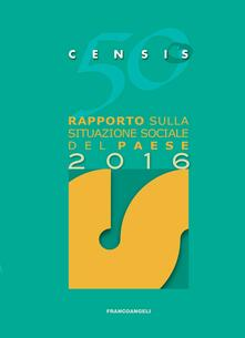 Camfeed.it 50º rapporto sulla situazione sociale del paese 2016 Image