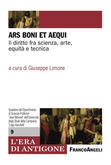 Radiospeed.it Ars boni et aequi. Il diritto fra scienza, arte, equità e tecnica Image