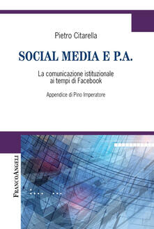 Atomicabionda-ilfilm.it Social media e P.A. La comunicazione istituzionale ai tempi di Facebook Image