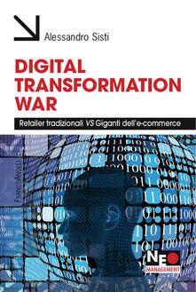 Criticalwinenotav.it Digital transformation war. Retailer tradizionali vs giganti dell'e-commerce Image