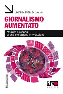 Librisulladiversita.it Giornalismo aumentato. Attualità e scenari di una professione in rivoluzione Image