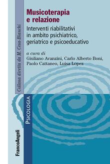 Antondemarirreguera.es Musicoterapia e relazione. Interventi riabilitativi in ambito psichiatrico-geriatrico e psicoeducativo Image