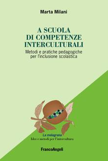 Mercatinidinataletorino.it A scuola di competenze interculturali. Metodi e pratiche pedagogiche per l'inclusione scolastica Image