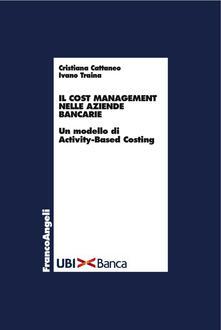 Voluntariadobaleares2014.es Il cost management nelle aziende bancarie. Un modello di activity-based costing Image