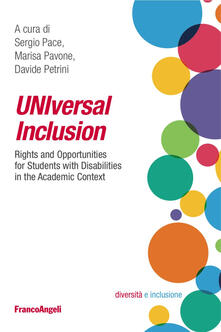 UNIversal inclusion. Rights and opportunities for students with disabilities in the academic context - copertina