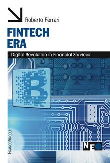 Fintech era. Digital revolution in financial services