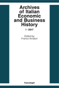 Archives of italian economic and business history (2017). Vol. 1
