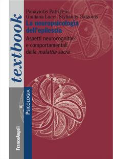Winniearcher.com La neuropsicologia dell'epilessia. Aspetti neurocognitivi e comportamentali della malattia sacra Image