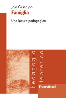 Vitalitart.it Famiglia. Una lettura pedagogica Image