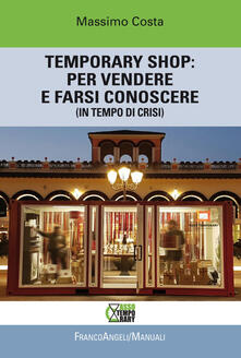 Premioquesti.it Temporary shop: per vendere e farsi conoscere (in tempo di crisi) Image