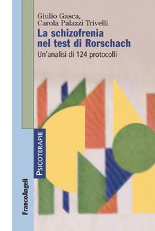 Premioquesti.it La schizofrenia nel test di Rorschach. Un'analisi di 124 protocolli Image