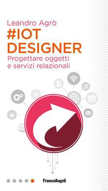 Ristorantezintonio.it #IoT designer. Progettare oggetti e servizi relazionali Image