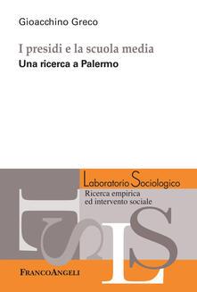 I presidi e la scuola media. Una ricerca a Palermo.pdf