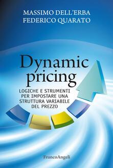 Antondemarirreguera.es Dynamic pricing. Logiche e strumenti per impostare una struttura variabile del prezzo Image