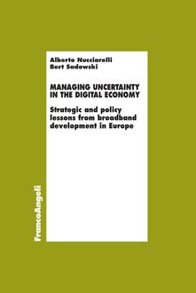 Managing uncertainty in the digital economy. Strategic and policy lessons from broadband development in Europe