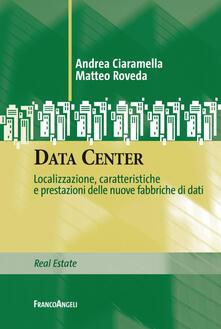 Camfeed.it Data Center. Localizzazione, caratteristiche e prestazioni delle nuove fabbriche di dati Image