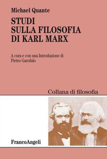 Studi sulla filosofia di Karl Marx.pdf
