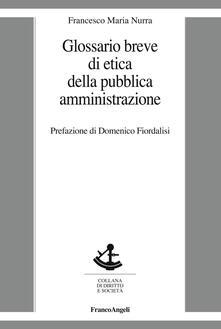 Squillogame.it Glossario breve di etica della pubblica amministrazione Image