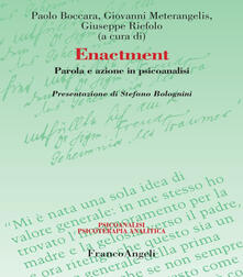 Amatigota.it Enactment. Parola e azione in psicoanalisi Image