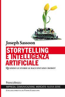 Letterarioprimopiano.it Storytelling e intelligenza artificiale. Quando le storie le raccontano i robot Image