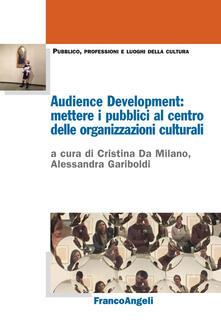 Cefalufilmfestival.it Audience Development: mettere i pubblici al centro delle organizzazioni culturali Image
