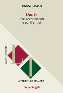 Dante. Altri accertamenti e punti critici.pdf