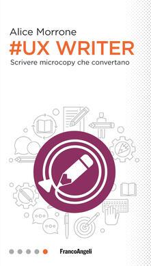 Tegliowinterrun.it Ux Writer. Scrivere microcopy che convertano Image