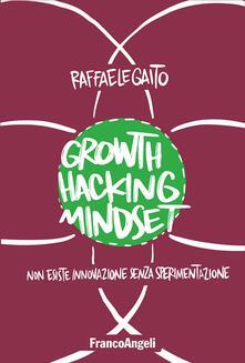 Growth hacking mindset. Non esiste innovazione senza sperimentazione - Raffaele Gaito - copertina