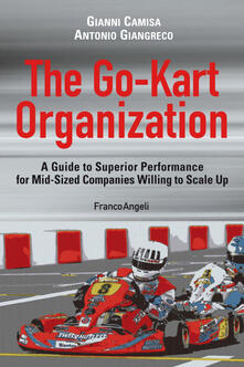 Promoartpalermo.it The go-kart organization. A guide to superior performance for mid-sized companies willing to scale up Image