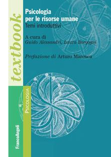 Psicologia delle risorse umane. Temi introduttivi.pdf
