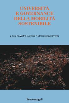 Librisulladiversita.it Università e governance della mobilità sostenibile Image