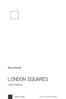 London squares. A study in landscape