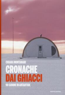 Birrafraitrulli.it Cronache dai ghiacci. 90 giorni in Antartide Image