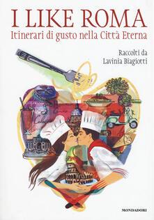 Festivalpatudocanario.es I like Roma. Itinerari di gusto nella città eterna Image