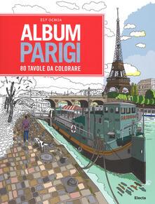 Voluntariadobaleares2014.es Album Parigi. 80 tavole da colorare Image