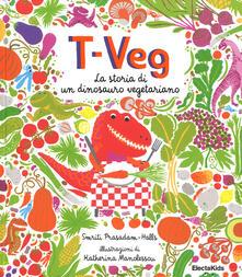 Squillogame.it T-Veg. La storia di un dinosauro vegetariano Image