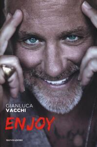 Libro Enjoy Gianluca Vacchi