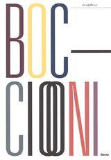 Libro Umberto Boccioni (1882-1916). Genio e memoria. Catalogo della mostra (Milano, 25 marzo-3 luglio 2016)
