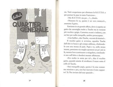 Libro Taxi spaziale. Ediz. illustrata. Vol. 1 Wendy Mass , Michael Brawer 3
