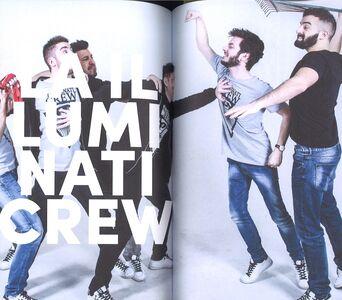 Libro Illuminati Crew. Come diventare ricchi con YouTube  3