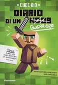 Libro Diario di un guerriero. Un'avventura Minecraft non ufficiale Cube Kid