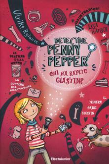Winniearcher.com Detective Penny Pepper Image