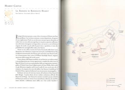 Libro Atlante dei luoghi insoliti e curiosi Alan Horsfield , Travis Elborough 1