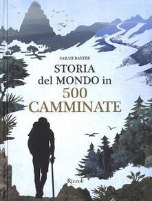 Mercatinidinataletorino.it Storia del mondo in 500 camminate Image
